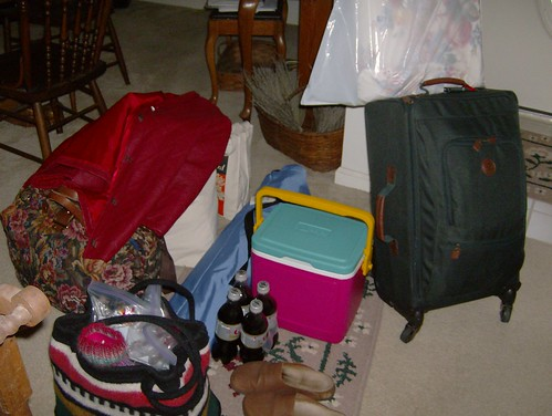 Packed for KR Retreat 2009