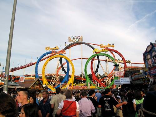 Oktoberfest 2009 - Such an amazing coaster!!!
