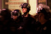 Outspoken (Thomas Hawk) Tags: california usa america oakland cops unitedstates unitedstatesofamerica police eastbay califorina oaklandpd opd oscargrant oaklandriot oaklandriot2009 oaklandriots2009 oscargrantriots oaklandriots
