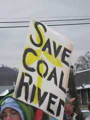 Save Coal River Mountain Rally
