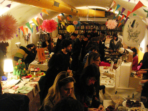 Festivalet craft fair (December 2009)