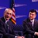 John Podesta and Gary Locke