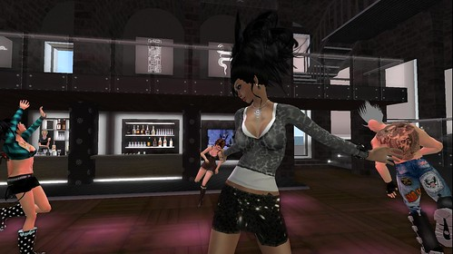 raftwet at dj coca supercharge party