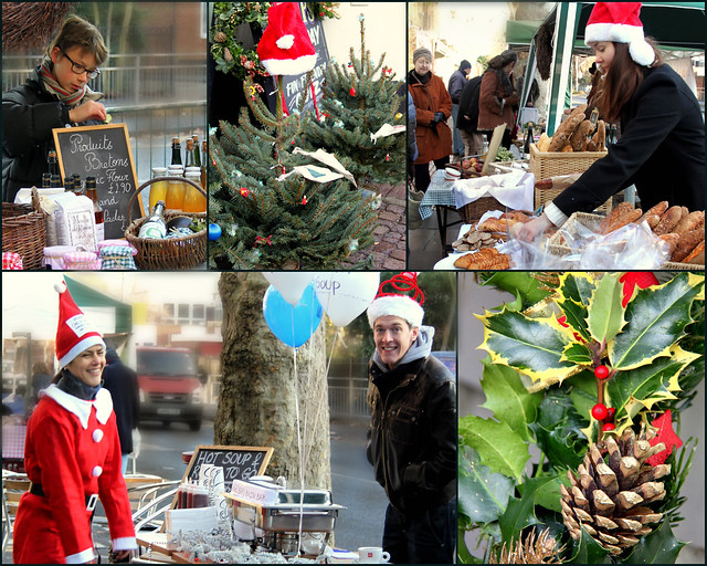 Surbiton Farmers Market - Dec.
