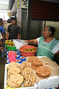 Mayan Lady selling Pumpkin Brittle…