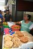 Mayan Lady selling Pumpkin Brittle…
