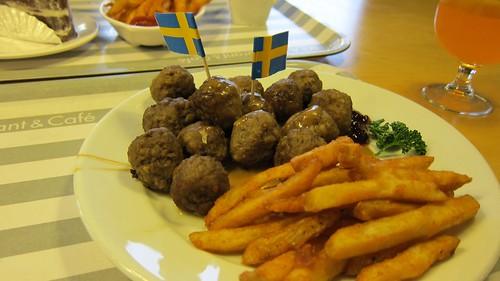 IKEA餐點