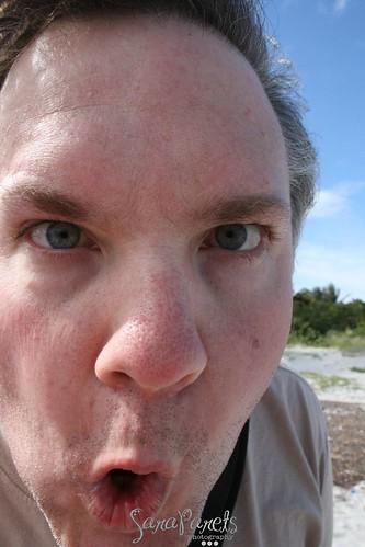 Matt's crazy face