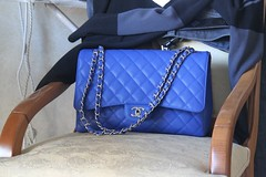 IMG_4277 (CHAUD.) Tags: classic chanel royalblue