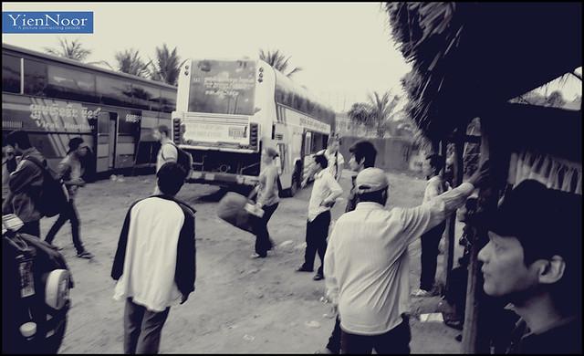 Siam Reap Bus Terminal