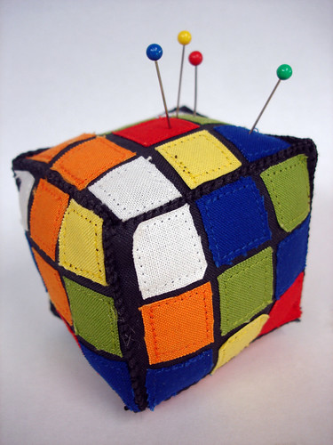Rubix Pincushion