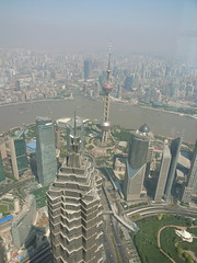 day3 : Shanghai () Tags: china travel shanghai   pudong jinmaotower    grandhyattshanghai