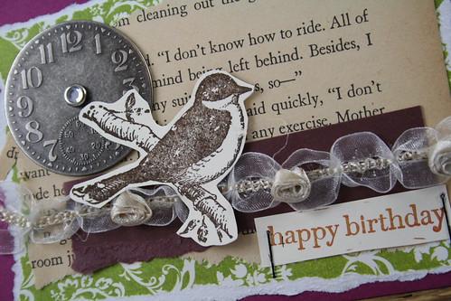 Bird Birthday
