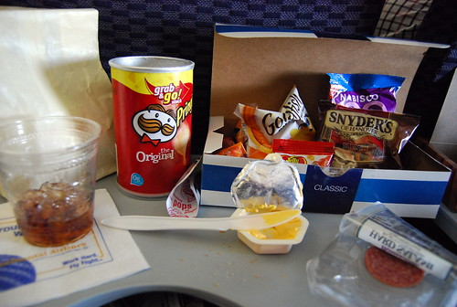 Buffet at 30 Thousand Feet