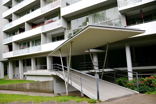 Wohnhaus Klopstockstrasse