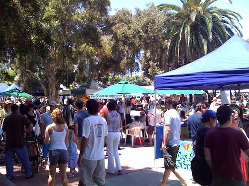 Life: Santa Monica Farmers Market