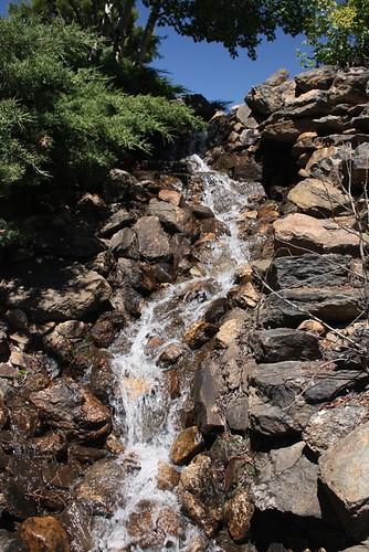 Estes Park waterfall