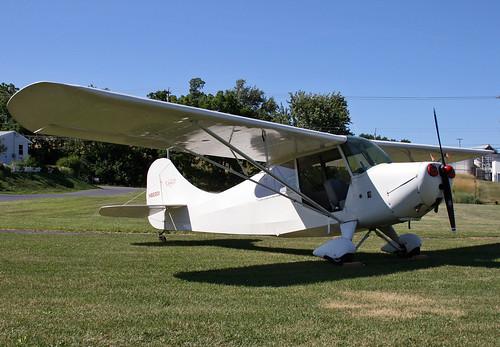 Aeronca 7AC Champ (N82201)