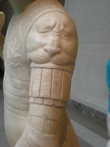 detail, Tullio Lombardo sculpture