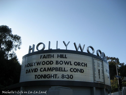 Hollywood Bowl- Faith Hill