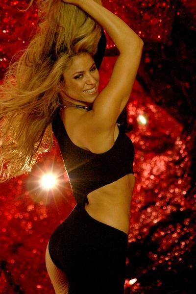 Shakira pierna la loba