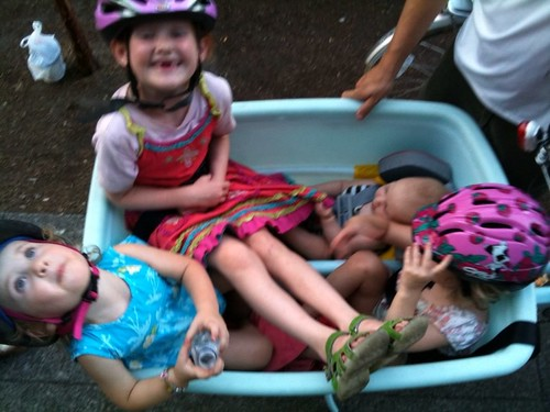 The Bucket Bike Brigade