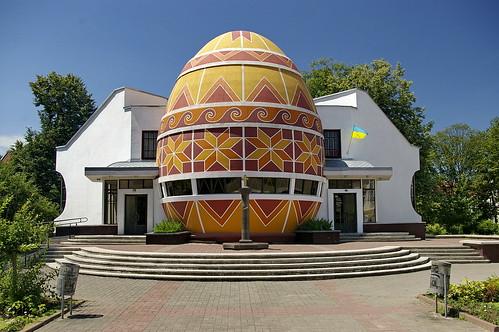 музей писанки в Коломиї