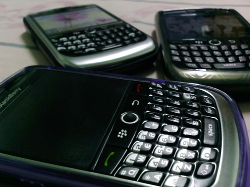 Get a free $100 gift card on any Blackberry purchase! (Photo via Honou, Flickr.com)