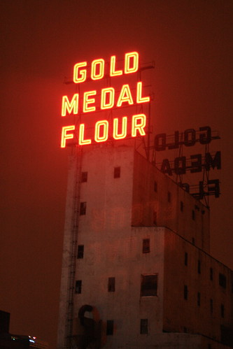 Gold Medal Flour mill
