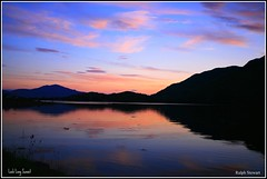 Loch Long Sunset (ralph.stewart) Tags: sunset canon scotland highlands westerross lochlong platinumheartaward flickraward magicunicornverybest naturesanct flickrstruereflection1 flickrstruereflection2 flickrstruereflection3 flickrstruereflection4 flickrstruereflection5