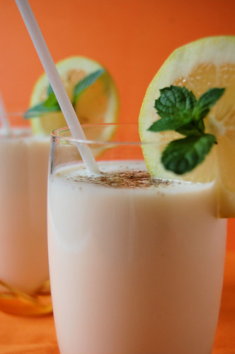 lemon and cumin lassi da te.