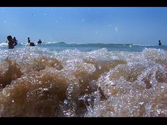 Fluidity (Len_Scapov) Tags: sea portugal lagos swimmers fluidity totw themeoftheday lenscapov