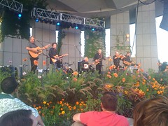 Earl Scruggs with Family and Friends in Grand Rapids, MI #14