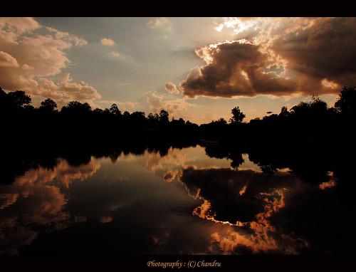 Kenya Silhouette