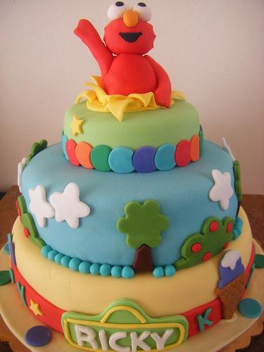 Elmo :)