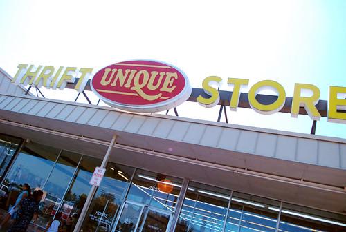 unique thrift.