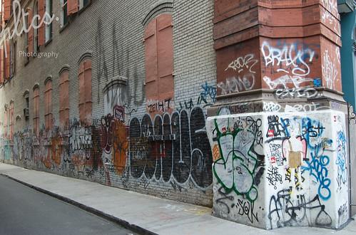 We all love graffiti