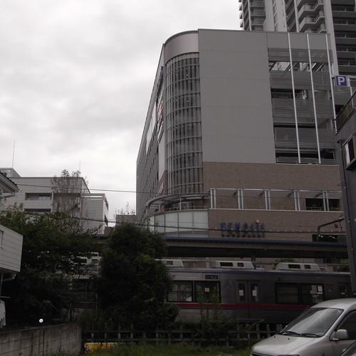 Kanamachi redevelopment area