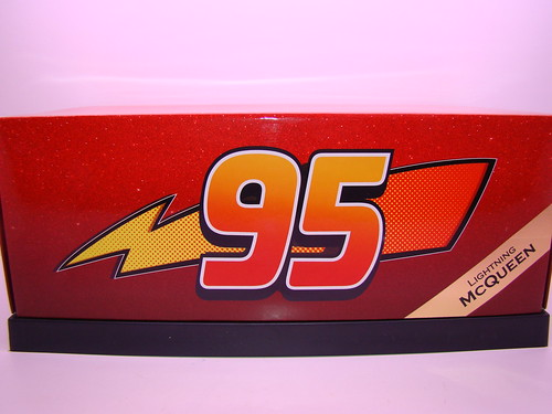 Lightning Mcqueen Decals For My Car MattyCollector.com Exclusive Lightning McQueen 1:24 Scale model | Just ...