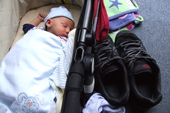 Thomas compared to Daddies Shoes