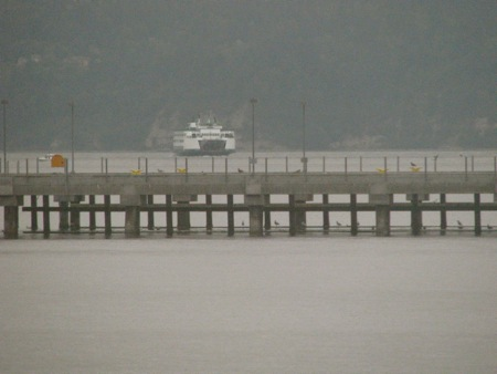 Washington State Ferries from Mukilteo