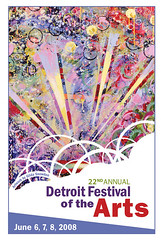 Bad economy takes it toll on the Detroit Festival of the Arts and the Michigan State Fair