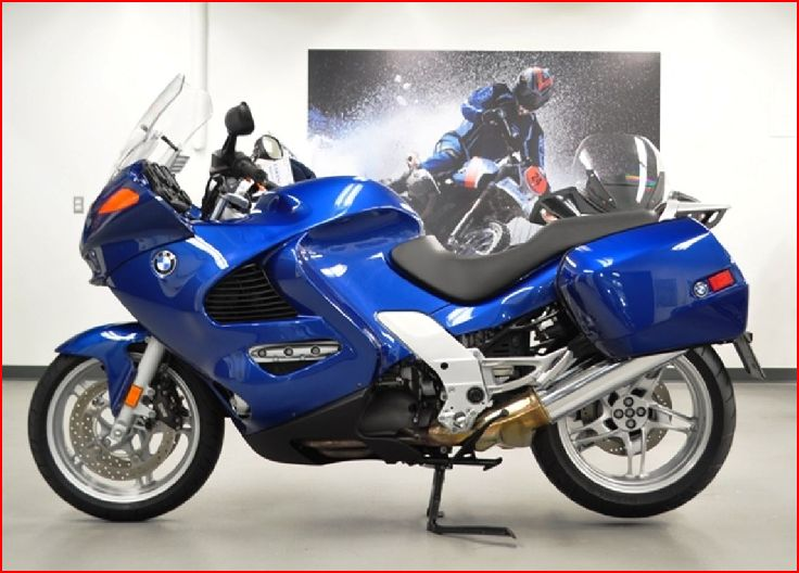 Bmw K1200rs Adventure Rider