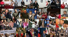 hugoBastard and low life Chavez_fidel Castro_evo Morales_AhmadiNejad (foolish-messenger) Tags: democracy iran islam  democrat   zan irani  emam rahbar    azad khamenei    khomeini zendan sepah   eadam  entezami    eslami mollah eslam   akhond  pasdar      jslami