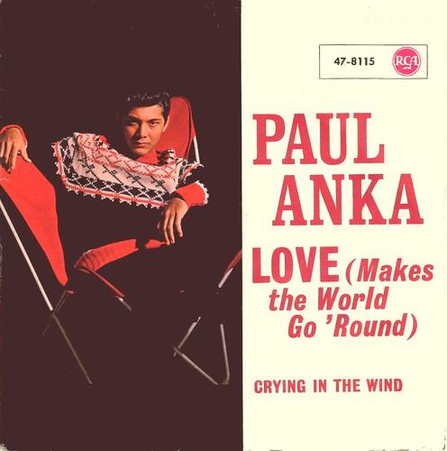 19 - Anka, Paul - Love Makes The World..- D - 1963