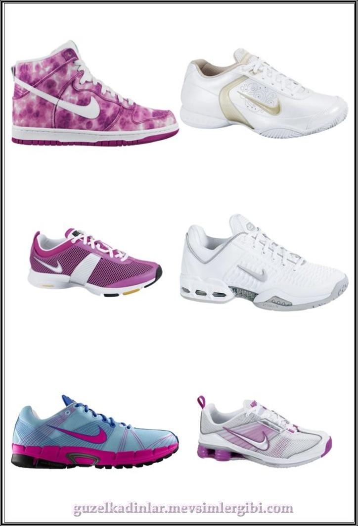timeless design 7ee73 f4183 En Yeni Nike Women Bayan Spor Ayakkabılarının modelleri