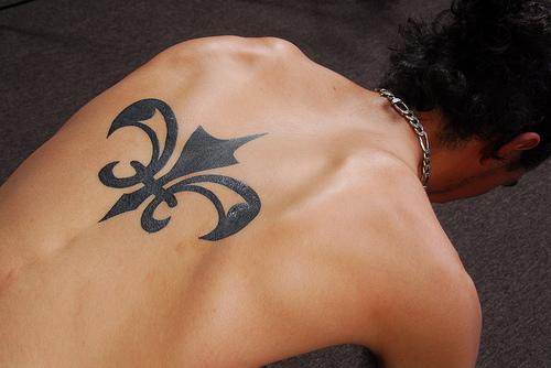 fotos tatuagens costas