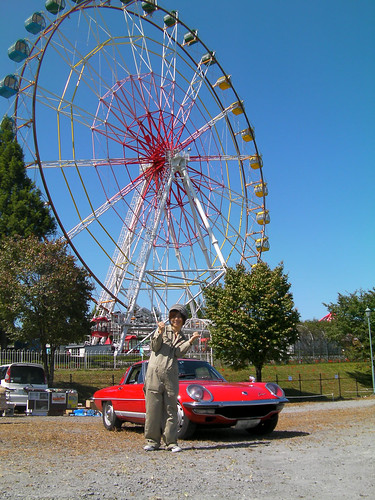 Ikaho Classic Car Rally in Gunma Japan(September.19-20)