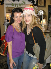 Vintage Emporium: Jenn and Me!