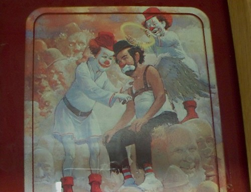 Clowns. 'Nuff said.